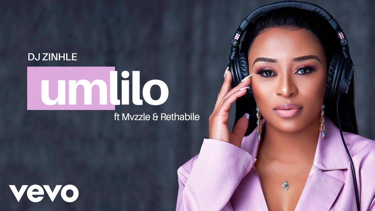 DJ Zinhle - Umlilo Ft. Mvzzle & Rethabile