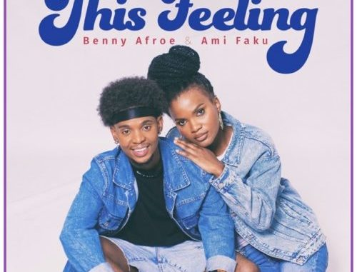Benny Afroe and Ami Faku