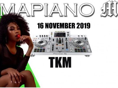 amapiano mixtape november 2019