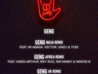 Geng Africa Remix