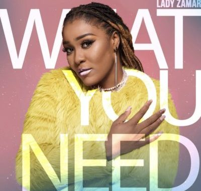 Lady Zamar – What You Need Mp3 Download