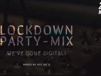 Ace da Q – Amapiano Lockdown Party Mix Ft