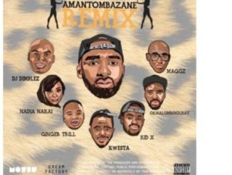 Riky Rick – Amantombazane (Remix)
