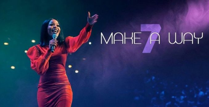 Make a way by Mmatema